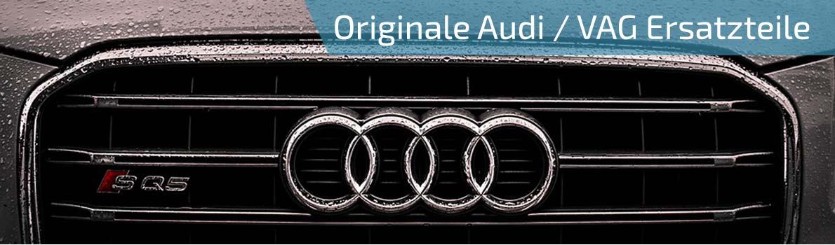Originale Audi / VAG Ersatzteile