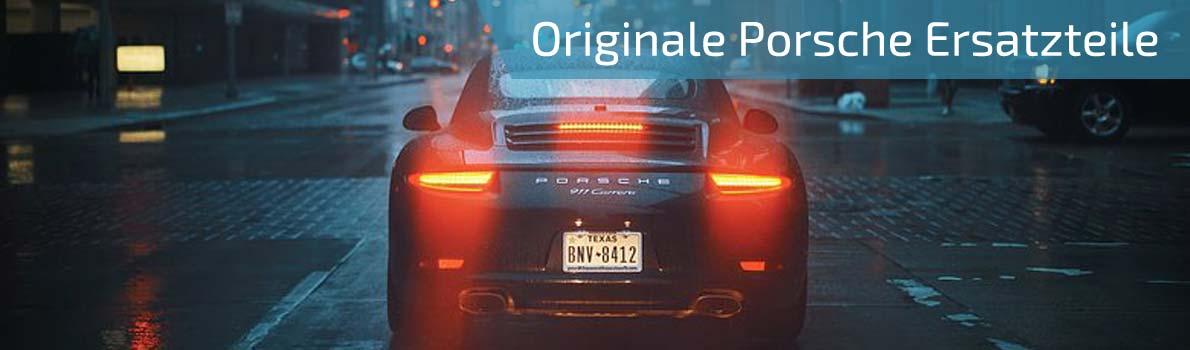 Originale Porsche Ersatzteile
