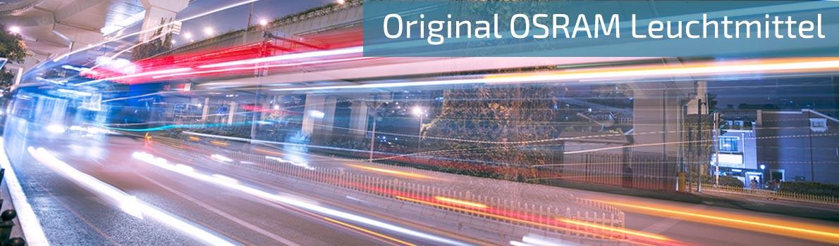 Qualitäts-Leuchtmittel von OSRAM