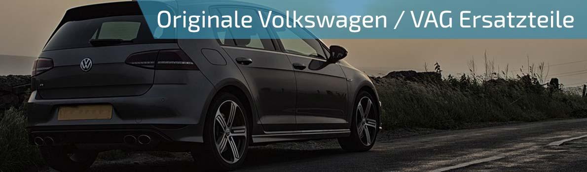 Originale Volkswagen / VAG Ersatzteile